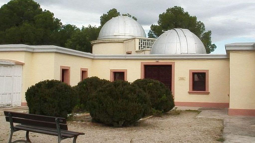 Observatori de l'Ebre a Roquetes