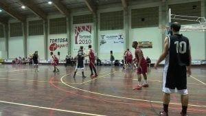 Club Bàsquet Cantaires de Tortosa - Sant Pere Terrassa