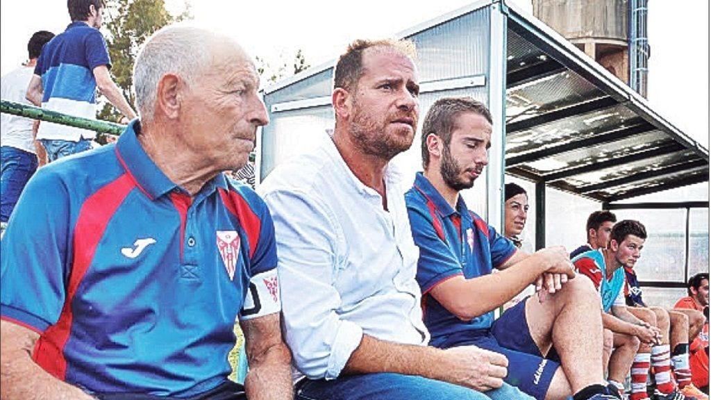 Dani Sereno destituït com entrenador del CD Tortosa