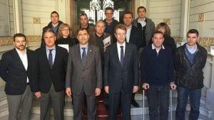 Empresaris tortosins a la Cambra de Comerç Tortosa
