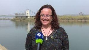 Susanna Abella, portaveu de la PDE