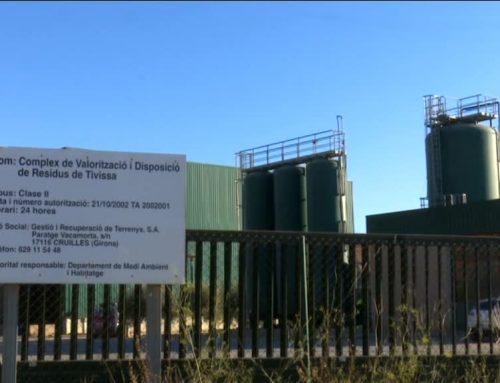 L'alcalde de Tivissa exigeix depurar responsabilitats pel cas de l'abocador