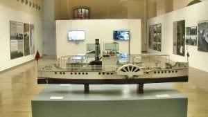 El Museu Terres de l'Ebre acull l'exposició '100 anys del Vapor Anita 1915-2015