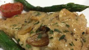 Delícies de Bacallà del Bar Nou Restaurant, una de les tapes de les Jornades Gastronòmiques de l'Abadejo