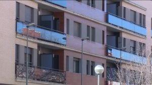 Bloc de pisos a Amposta