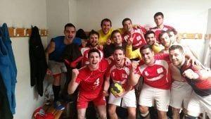 El Cente d'Esports Tortosa assegura la segona plaça. Font: twitter @CETortosa