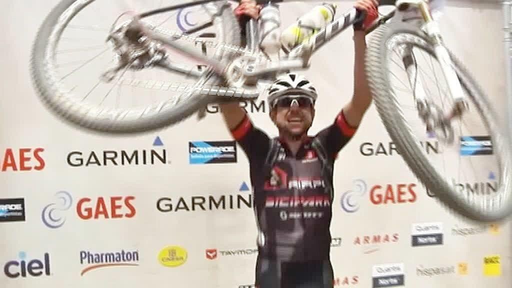 Josep Betalú es va proclamar campió de la quarta etapa Gaes Titan Desert by Garmin