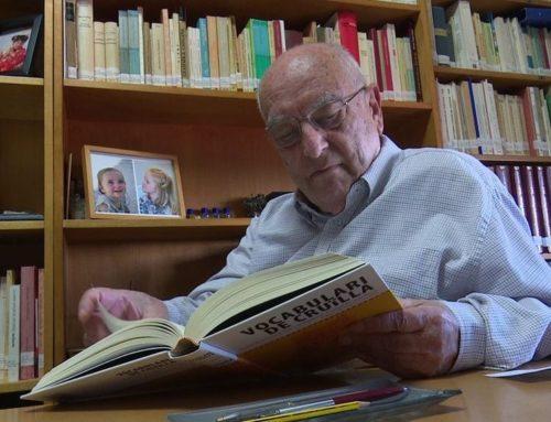 Mor el lingüista i escriptor tortosí Joan S. Beltran a l'edat de 87 anys