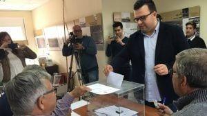 Josep Sancho serà el representant de l'alcalde a Poble Nou durant tres anys. Foto: Ajuntament d'Amposta