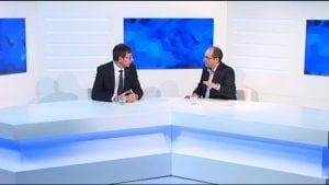 Declaracions de Carles Mundó en el transcurs d'una entrevista a Canal Terres de l'Ebre