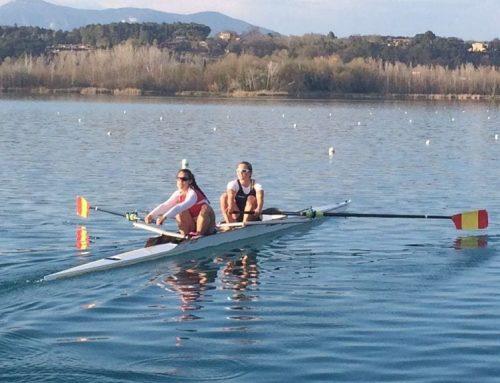 Cinc remers del Club Nàutic d'Amposta, convocats per la selecció espanyola