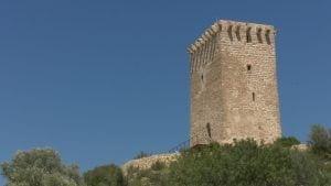 Torre templera de Font de Quinto, a Campredó