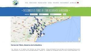 Web Reserva de la Biosfera