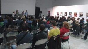 Projecció del documental 'Tchindas' al Centra d'Art Lo Pati