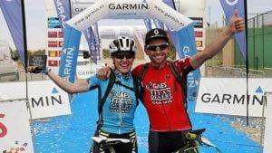 Josep Betalú i Ramona Gabriel guanyen la Titan Desert 2016. Foto: www.titandesert.com