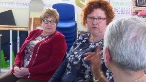 Reunió a l'Associació d'Afectats de Fibromialgia