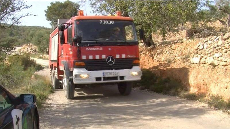 El Massís del Port i a la Serra de Cardó són dos dels espais amb més risc d'incendi