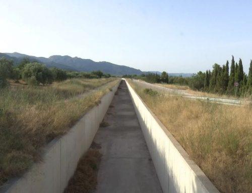Desencallat el regadiu Xerta-Sénia: s'estrenarà a Roquetes i Santa Bàrbara