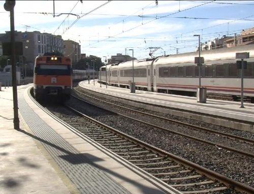 Atropellament mortal a la línia de tren R16 a Cambrils