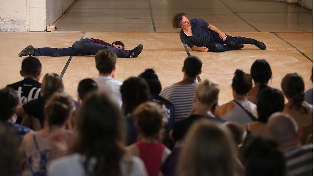 Una dels tallers del Deltebre Dansa de 2016 /Albert Vidal, Vèrtex Comunicació