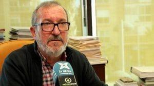 Paco Gas, alcalde de Roquetes / Cedida