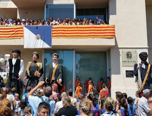 Esclat de Festes Majors coincidint amb Sant Jaume