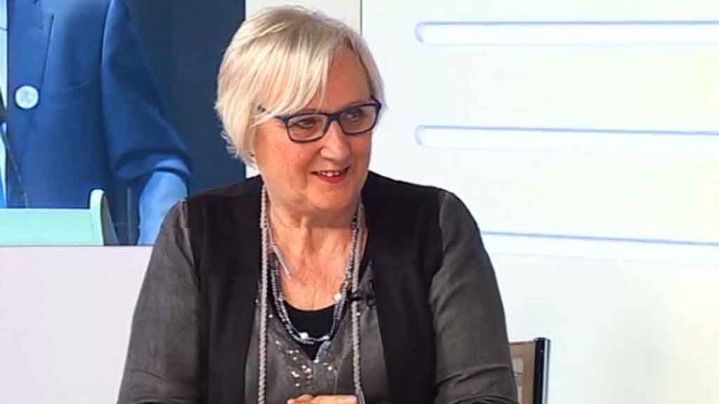 Mor la presidenta d'Amigues i Amics de la UNESCO, Montse Esteve ...