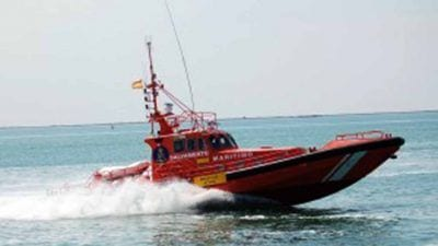 L'embarcació Salvamar Achernar / Salvament Marítim