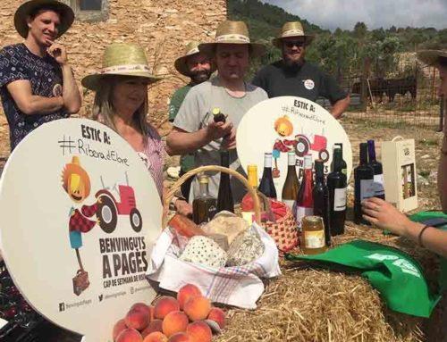 'Benvinguts a Pagès' se celebra aquest cap de setmana a les Terres de l'Ebre de manera virtual