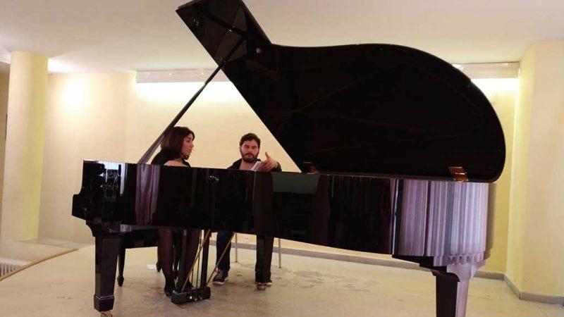 Pianista /Sirga Festival