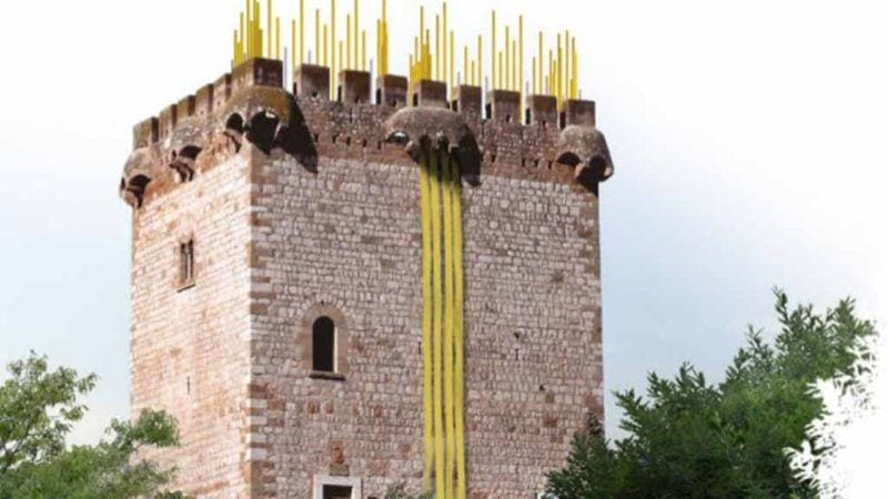 'Talaia', de Marta Milà i Marc Torrellas, un dels tres projectes seleccionats / Cedida