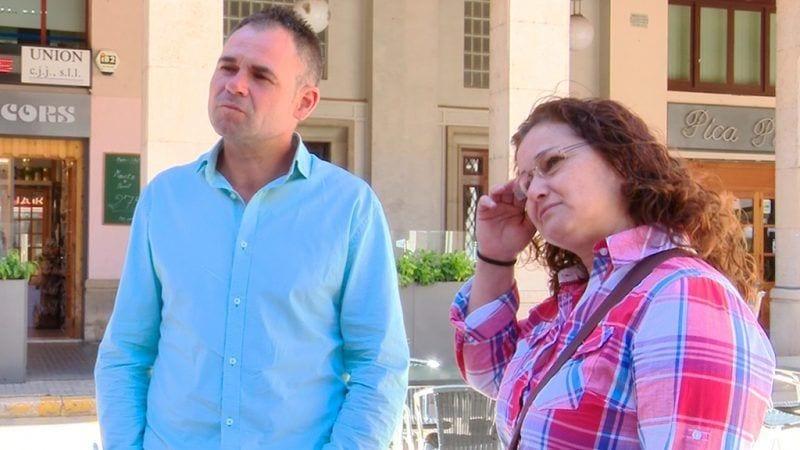 Jordi Codorniu i Cristina Mulet, dos usuaris del Projecte Home que han derrotat les seves addiccions