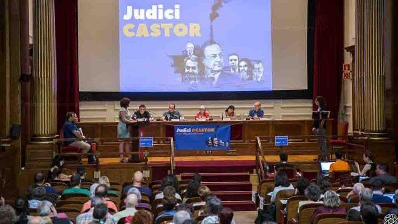 El judici popular contra el Castor va tindre lloc al Col·legi de l'Advocacia de Barcelona / Bru Aguiló, Fotomovimiento