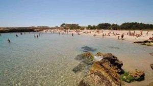 La platja de Sant Jordi és una de les més valorades pels turistes / Xavier Solé