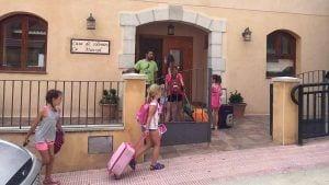 Casa de Colònies Ca Manxol de Rasquera / Cedida