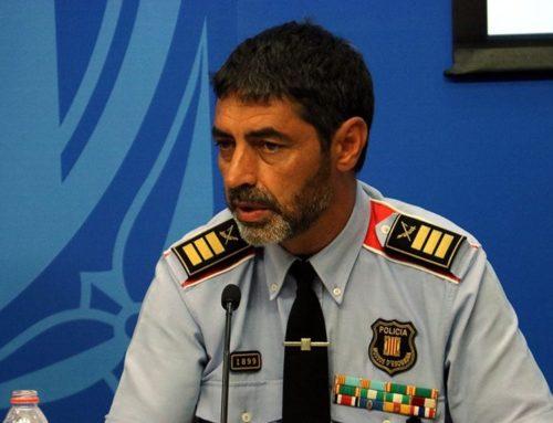 L'Audiència Nacional notifica l'absolució del major dels Mossos d'Esquadra, Josep Lluís Trapero