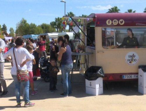 El Festival FoodTrucks d'Amposta s'amplia dos dies