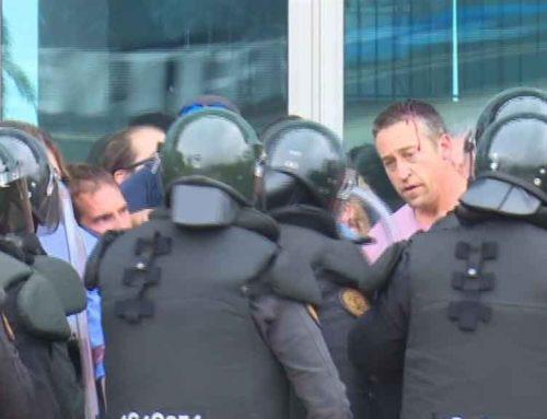 L'Audiència rebutja investigar els caps d'antiavalots i Informació del CNP per les càrregues de l'1-O