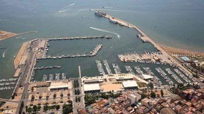 Port Sant Carles de la Ràpita / Cedida