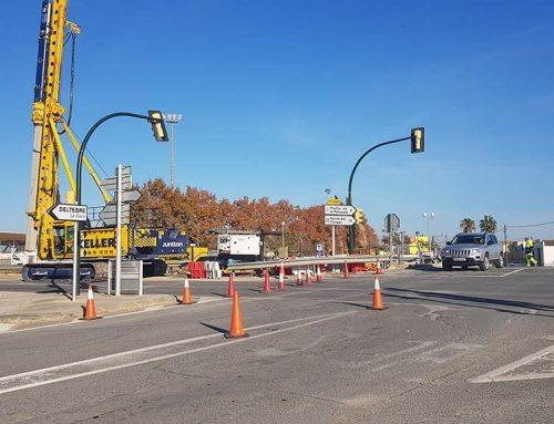 Deltebre inicia les obres de construcció de la rotonda a la TV-3454