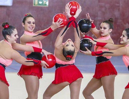 El Club Rítmica Tortosa organitza la I Trobada Gimnàstica Rítmica Ciutat de Tortosa