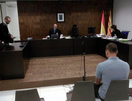 Ratificada la condemna d'una any de presó a Andreu Curto per la vaga de 2012