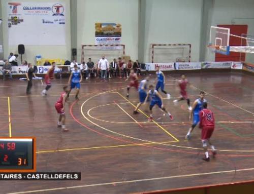 CB Cantaires Tortosa vs Castelldefels (83-96)