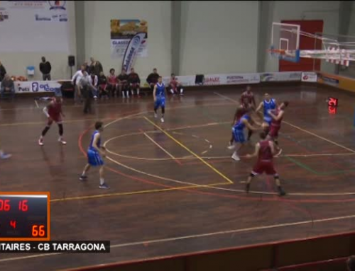 CB Cantaires Tortosa 67 – 80 CB Tarragona