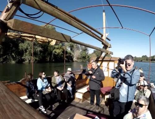 Navegació per l'Ebre amb lo Sirgador de Tortosa