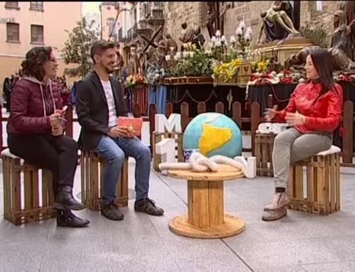 1món.cat. Programa sobre la Processó de la Passió de Tortosa