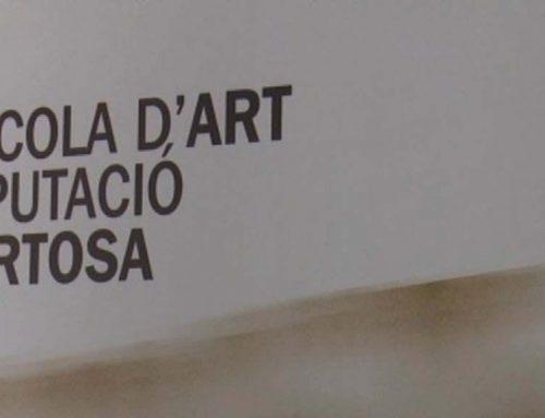 L'Escola d'Art de Tortosa amplia l'oferta formativa