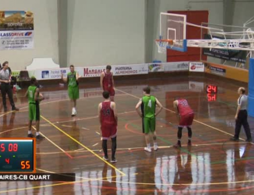 CB Cantaires vs CB Quart (58 – 72)