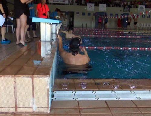 140 esportistes disputen el territorial de natació per persones amb discapacitat intel·lectual