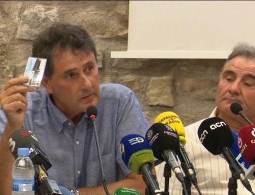 """""""El pànic a Paladella està impedint llistes electorals a Batea"""""""